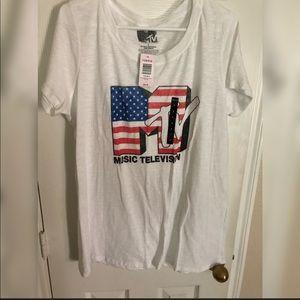 NWT Torrid MTV T-shirt Size 1